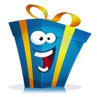 Birthday Gift Character