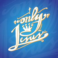 Jesus Hand Lettering