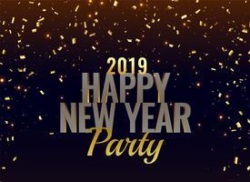 Fond de luxe fête 2019