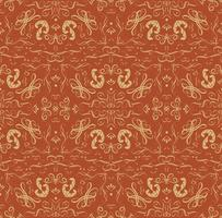 Seamless Floral Patterns Background
