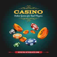 Casino And Gambling Background