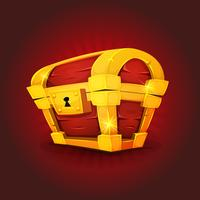Treasure Chest Icon For Game Ui