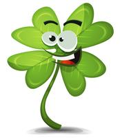 Four Leaf Clover Character