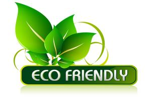 Icône Eco Friendly