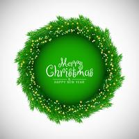 Decorative Merry Christmas celebartion background