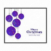 Fondo di celebrazione del festival di Buon Natale