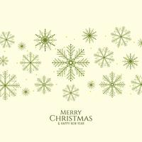 Abstract Merry Christmas background