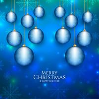 Abstract Merry Christmas festival background