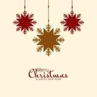 Abstract beautiful Merry Christmas celebration background