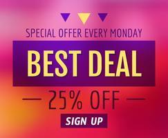 Bester Deal
