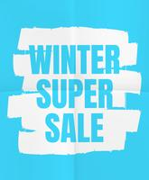 Winter Super Sale