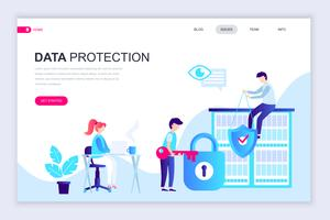 Data Protection Web Banner