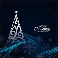 Abstract Merry Christmas festival beautiful background