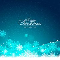 Abstract Merry Christmas festival greeting background