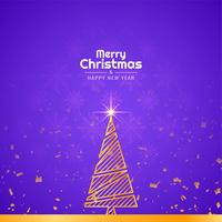 Merry Christmas festival celebration greeting background