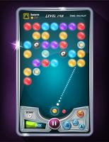 Bubble Game User Interface