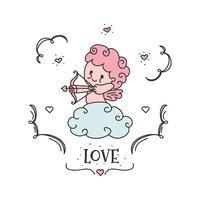 Vetor de Cupido