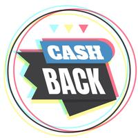 Cash Back Sign
