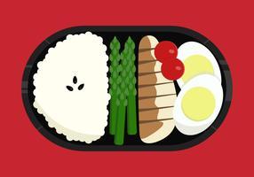 Healthy Bento Box