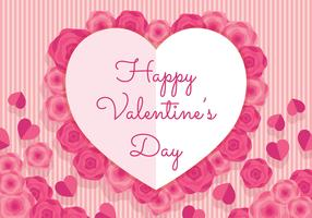 Valentine's D Frame Vectoray