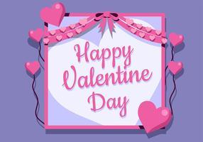 Cadre de la Saint-Valentin