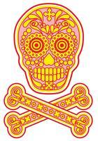 mexikansk sockerskalle