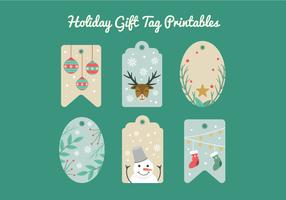 Cute Christmas Tags