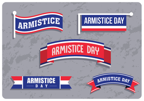 Armistice Day Banners
