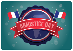 Armistice Day Badges