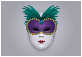 Carnevale Di Venezia Maske