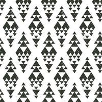 Tribal navajo seamless pattern vector