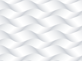 Twisty Waves Vector Fond blanc