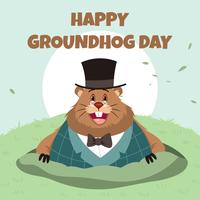 Ground Hog Day Feier