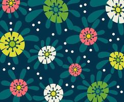 Flower Background vetor