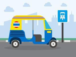 Awesome Bangkok Vectors
