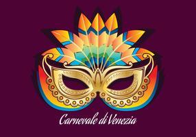 Máscara de Carnevale Di Venezia