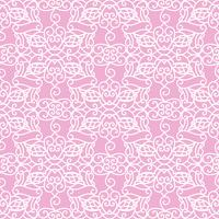 Ornamental Seamless Pattern. Laser Cut Template