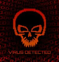 Digital skull virus