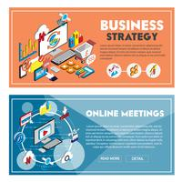 illustration of info graphic business concept in isometric 3d graphic