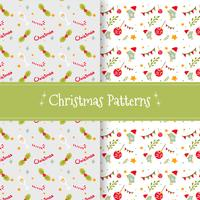 Cute Christmas Pattern Collection