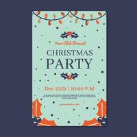 Cuter Christmas Flyer Template