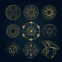 Formas de geometria sagrada