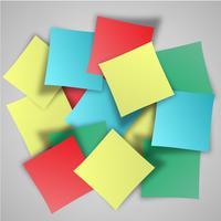 Fondo de papel Vector progreso