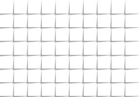 Vit Square Repetition Bakgrund Vector