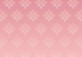 Rose Gold Pattern Background