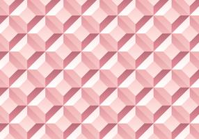 Rose Gold Diamond Pattern Hintergrund