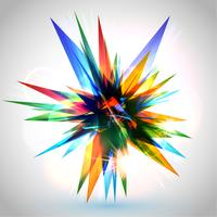 Abstract eps10 vector background