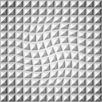 Fondo de vector blanco / gris