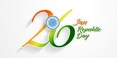 26th january republic day of india background