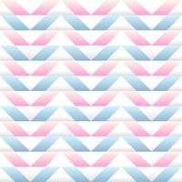 Geometrische naadloze pastel achtergrond Vector